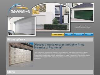 Bramy – usługi konserwacyjne w Poznaniu