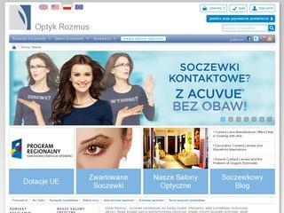 Soczewki Acuvue - http://www.optykrozmus.pl/marki-soczewek-kontaktowych/soczewki-kontaktowe-acuvue/
