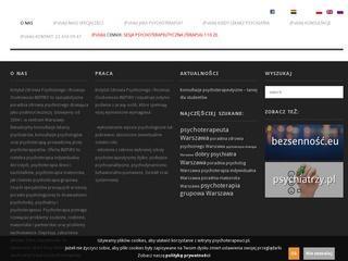 Poradnia - psycholog – Warszawa – zapoznaj się już teraz
