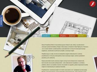 Projektowanie obiektów biurowych w Mosinie