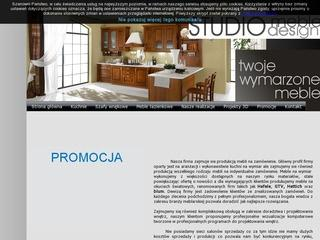 Szafa na wymiar – Poznań – niskie ceny, wysoka jakość
